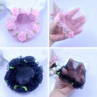 Lovely FLAMINGO PELUCHE PORTACHIAVI pendente anello portachiavi giocattolo morbido Zaino S/&K