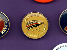Colne Valley Passenger Services - Hertfordshire - Acrylic & Metal Pin  Badge