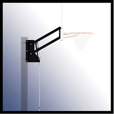 Spalding Basketball Hook Bracket U-Turn Lift Outdoor Sport Game  Backyard Court