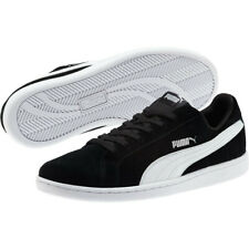 Puma Black Suede Sneakers Smash - Unisex Joggers Runners Shoes NEW!