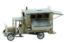 HO scale vintage Camper Jordan Highway Miniatures style BUILT UP Vehicle
