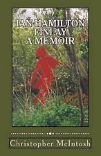 Ian Hamilton Finlay - A Memoir-ExLibrary