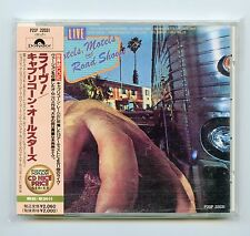 Allman Brothers, Stillwater, Dixie Dregs, Others/Hotels, Motels... (Japan/Mint!)