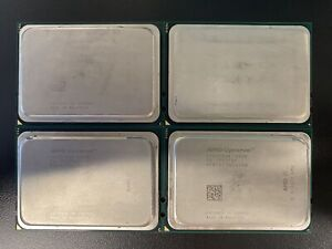 LOT OF 4 - AMD Opteron OS6328 3.2GHz Core CPU Processor G34 OS6328WKT8GHK