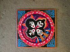 Kiss- Rock And Roll Over Lp 1976 Casablanca Records Us Vg+/Vg+