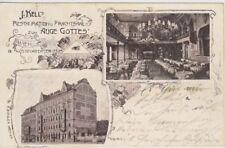 75140/10 - Restaurant Zum  Auge Gottes Nussdorferstr.73, 9.Bezirk Wien 1903