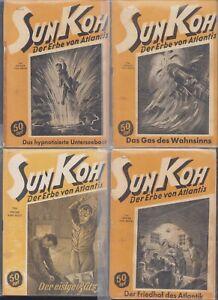 Sun Koh (Planet 1949-1953) #9-24