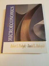 Microeconomics 3rd Edition Robert Pindyck Daniel Rubinfeld 1995 Hardcover