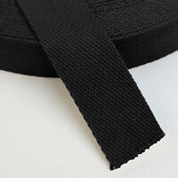 Heavy Duty 100% Cotton Canvas  Strong Webbing Bag Straps, Belts Harness UK Stock
