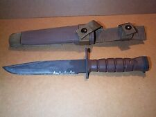 U.S.M.C. Bayonet, Okc 3S, Ontario Knife Co.-New- 1ea.