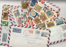 Yugoslavia Collection of 13 Airmail Covers, Postal History of the 1970's,