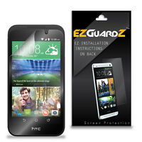 3X EZguardz LCD Screen Protector Skin HD 3X For HTC Desire 320 (Ultra Clear)