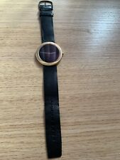 Omega 1987 Art Collection Watch Rare