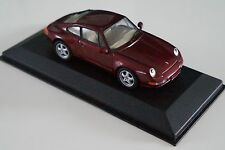 Minichamps Paul's model art Porsche 911 type 993 red Modèle Rare 1994