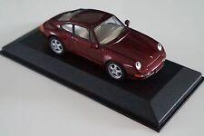 Minichamps Paul's model art Porsche 911 type 993 red Modèle Rare 1994