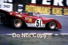 Jacky Ickx Ferrari 312 PB BOAC 1000 Km's Brands Hatch 1971 Photograph