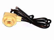 71-90 GM Side Marker Tail Turn Signal Light Lamp Bulb Wiring Harness Socket D8