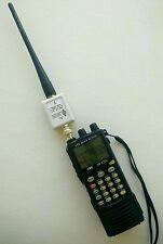 """Magic"" HF Whip Antenna Transformer for icom Yaesu AOR Yupiteru Scanner Receiver"