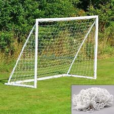 2PCS 6x4 Football Soccer Goal Post Net for Football Soccer Training Practise NEO