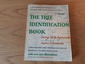 The Tree Identification Book by George Symonds 1958