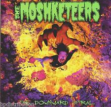 THE MOSHKETEERS - THE DOWNWARD SPIRAL Collector's Edition(2010, CD, RPCD-MOSH01)