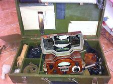 Military Geiger Counter Dosimeter Dp 5a With Sbm 20 Sts 5 Amp Si3bg Tube V B Set