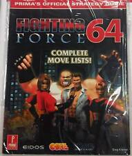 Brand New Fighting Force N64 Strategy Guide
