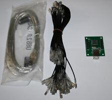 PC Arcade to USB Controller Interface Xin Mo 2 Player Mame Multicade Jamma