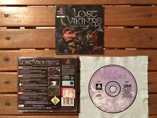Lost Vikings 2 Ps1 Pal Rare Sony Retrogame Ps2