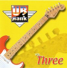 UB HANK  Vol 3 Backing Track CD Shadows Music Recorded at Hank Marvin's studio
