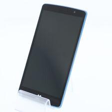 LG Disney Mobile DM-01G DOCOMO Swarovski Android Smartphone Unlocked Powder Blue