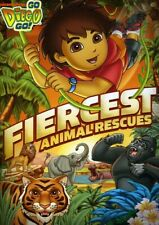 Fiercest Animal Rescues! [New DVD] Full Frame, Dolby