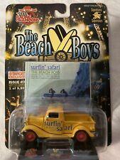 The Beach Boys Racing Champions Limited Edition -Brand New See Pictures.