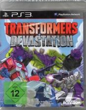 Transformers Devastation - Playstation PS3 - deutsch - Neu / OVP