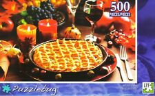 Harvest Pie Puzzle - 500 pc NIB