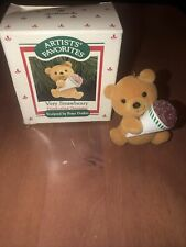 1988 Very Strawberry By Peter Dutkin Hallmark Ornament Artists' Favorites Series