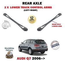 Pour audi Q7 4L 2006 - > 2 x essieu arrière lower track control arms set 7L0501529 a c