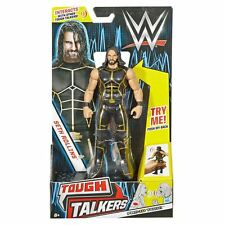 WWE Tough Talkers Seth Rollins Figure *BRAND NEW*