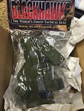 Blackhawk Omega VI Elite Airborne Leg Holster 40QD42OD Right Hand OD Beretta 92F