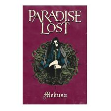 Paradise Lost Medusa Tapestry Fabric Poster Flag Cloth Wall Banner