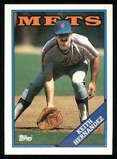 Lot Of 200 1988 Topps Baseball Keith Hernandez Card # 610 NY Mets