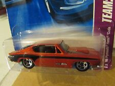 Hot Wheels '68 Plymouth Hemi Cuda TEAM: Muscle Mania