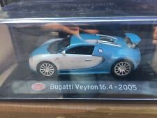 "DIE CAST "" BUGATTI VEYRON 16.4 - 2005 "" SUPER CAR SCALA 1/43"