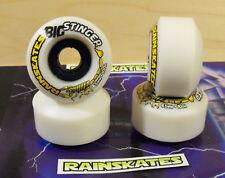 Rainskates Big Stingers 65mm/100a D/C skateboard wheels