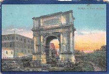 BR32636 Roma Arco di Tito italy