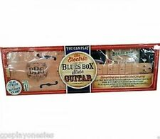 The Electric Blues Box Slide Guitar Kit Guitar Instruction by Bryant Nick