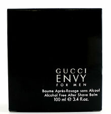 (GRUNDPREIS 89,90€/100ML) GUCCI ENVY FOR MEN 100ML AFTER SHAVE BALM NO ALCOHOL