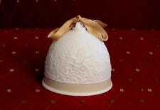 Lladro 7263 Seasonal Porcelain Bell / Ornament - Fall 1993