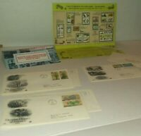 Vintage Stamps 1981 1st day issues