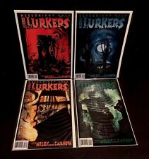LURKERS 1-4 2 3 1st Print IDW Complete Comic Lot Steve Niles Casanova 2004 VF
